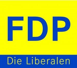 001 - Logo FDP quadratisch