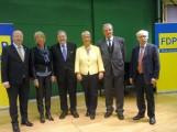 40 Jahre FDP Bezirk Kurpfalz – Feierlicher Jubiläumsempfang in Mannheim