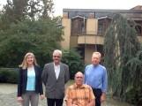 FDP Kreistagsfraktion besichtigt Neubau GRN Betreuungszentrum Weinheim