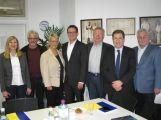 Informations-Austausch der FDP-Stadträte aus Mannheim, Heidelberg und FDP-Kreisräte