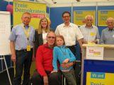 Maimarktnachlese der FDP-Kreistagsfraktion –  Motivierendes Ergebnis für Standpersonal