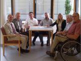 Kreistagsfraktion vor Ort: GRN-Klinik Sinsheim – Modell medizinischer Möglichkeiten