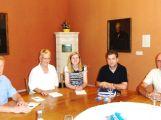 Schloss Neckarhausen: FDP-Mandatsträger erörterten regionale Themen
