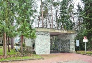 5872 - Waldfriedhof Dilje