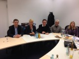 Regelmäßiger Info-Austausch zwischen FDP-Mandatsträgern