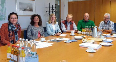 FDP-Kreistagsfraktion im Gespräch mit den Wohlfahrtsverbänden