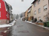 Hauptstraße Gauangelloch im Deckenprogramm des Kreises 2017.