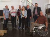 FDP-Kreisräte beim SPHV in Wiesloch