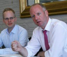 FDP wirbt in Leimen für mehr Investitionen in Bildung