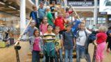 Im Leimener Ferienprogramm auf Exkursion ins ZKM Karlsruhe
