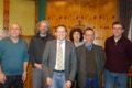 Stabübergabe bei der FDP Leimen: </br>Alexander Hahn neuer Vorsitzender