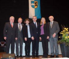 FDP-Fraktion im Kreistag für Wiederwahl von Landrat Stefan Dallinger