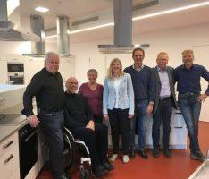 FDP-Kreistagsfraktion besucht Louise Otto-Peters-Schule in Hockenheim