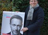 FDP-Bundesvorsitzender Christian Lindner kommt in die Region