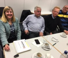 FDP-Kreistagsfraktion im Jobcenter