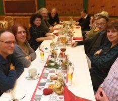 Weihnachtsfeier der FDP Leimen