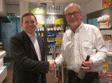 Wir gratulieren FDP-Mitglied und Altstadtrat Wolfgang Müller zum 70. Geburtstag