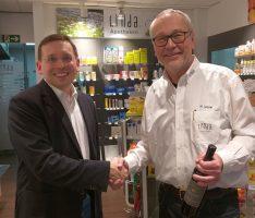 FDP Leimen gratuliert FDP-Mitglied Wolfgang Müller zum 70. Geburtstag