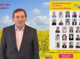 Spots zur Kommunalwahl: Alexander Hahn