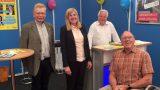 Maimarkt-Nachlese – FDP im Gespräch mit Messebesuchern