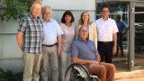 Kreistag: Langjährige Fraktionsmitglieder verabschiedet