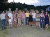 Sommerfest bei herrlichem Wetter – Gefeiert wurde bei Lindenbachs in Lingental