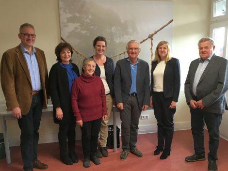 FDP-Kreistagsfraktion besucht Kinderschutzbund in Wiesloch