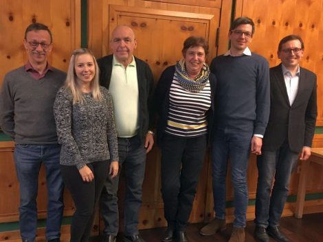 Neuwahlen bei der FDP Leimen – </br>Vorstand wurde jünger und weiblicher