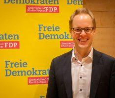 Dr. Jens Brandenburg zum Bundestagskandidaten der FDP gewählt
