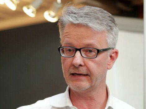 Mechatronik-Professor Rainer Klein referierte zu E-Mobilität