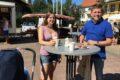 Liberale besuchen Wochenmarkt in Gauangelloch